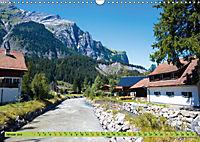 Alpentraum Kandersteg (Wandkalender 2019 DIN A3 quer) - Produktdetailbild 3