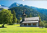 Alpentraum Kandersteg (Wandkalender 2019 DIN A3 quer) - Produktdetailbild 12