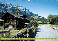 Alpentraum Kandersteg (Wandkalender 2019 DIN A3 quer) - Produktdetailbild 7