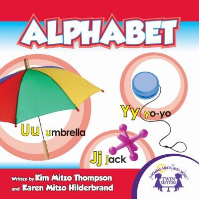 Alphabet, Karen Mitzo Hilderbrand, Kim Mitzo Thompson