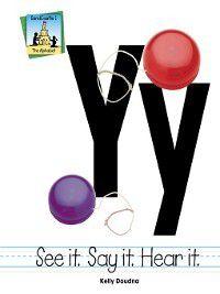 Alphabet Set 2: Yy, Kelly Doudna