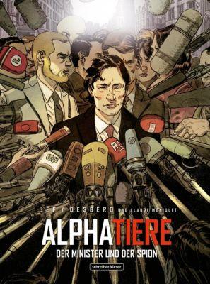 Alphatiere - Stephen Desberg |