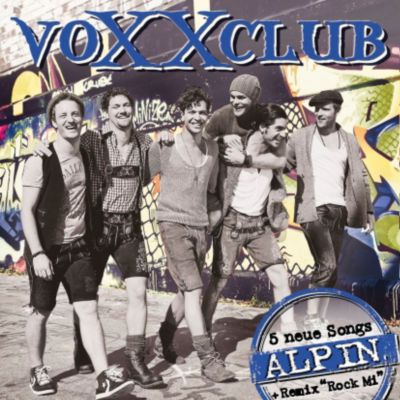 Alpin (Re-Release), voXXclub