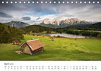 Alpine Seelandschaften (Tischkalender 2019 DIN A5 quer) - Produktdetailbild 8