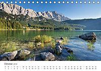 Alpine Seelandschaften (Tischkalender 2019 DIN A5 quer) - Produktdetailbild 7
