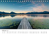 Alpine Seelandschaften (Tischkalender 2019 DIN A5 quer) - Produktdetailbild 2