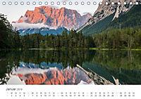 Alpine Seelandschaften (Tischkalender 2019 DIN A5 quer) - Produktdetailbild 1