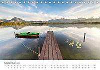 Alpine Seelandschaften (Tischkalender 2019 DIN A5 quer) - Produktdetailbild 9
