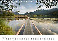 Alpine Seelandschaften (Tischkalender 2019 DIN A5 quer) - Produktdetailbild 6