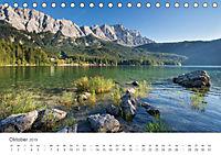 Alpine Seelandschaften (Tischkalender 2019 DIN A5 quer) - Produktdetailbild 10