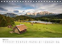 Alpine Seelandschaften (Tischkalender 2019 DIN A5 quer) - Produktdetailbild 4