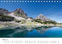 Alpine Seelandschaften (Tischkalender 2019 DIN A5 quer) - Produktdetailbild 5