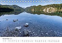 Alpine Seelandschaften (Tischkalender 2019 DIN A5 quer) - Produktdetailbild 11