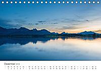 Alpine Seelandschaften (Tischkalender 2019 DIN A5 quer) - Produktdetailbild 12
