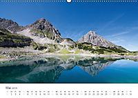 Alpine Seelandschaften (Wandkalender 2019 DIN A2 quer) - Produktdetailbild 5
