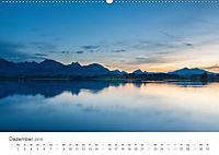 Alpine Seelandschaften (Wandkalender 2019 DIN A2 quer) - Produktdetailbild 12