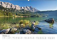 Alpine Seelandschaften (Wandkalender 2019 DIN A2 quer) - Produktdetailbild 10