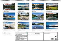 Alpine Seelandschaften (Wandkalender 2019 DIN A2 quer) - Produktdetailbild 13