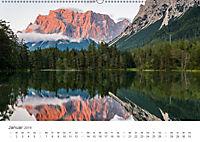 Alpine Seelandschaften (Wandkalender 2019 DIN A2 quer) - Produktdetailbild 1