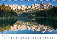 Alpine Seelandschaften (Wandkalender 2019 DIN A2 quer) - Produktdetailbild 3