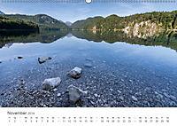 Alpine Seelandschaften (Wandkalender 2019 DIN A2 quer) - Produktdetailbild 11