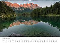 Alpine Seelandschaften (Wandkalender 2019 DIN A2 quer) - Produktdetailbild 8