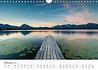 Alpine Seelandschaften (Wandkalender 2019 DIN A4 quer) - Produktdetailbild 2