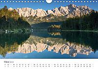Alpine Seelandschaften (Wandkalender 2019 DIN A4 quer) - Produktdetailbild 3