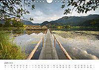 Alpine Seelandschaften (Wandkalender 2019 DIN A4 quer) - Produktdetailbild 6