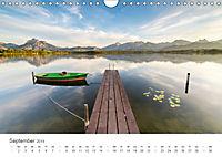 Alpine Seelandschaften (Wandkalender 2019 DIN A4 quer) - Produktdetailbild 9
