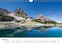 Alpine Seelandschaften (Wandkalender 2019 DIN A4 quer) - Produktdetailbild 5
