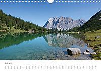Alpine Seelandschaften (Wandkalender 2019 DIN A4 quer) - Produktdetailbild 7