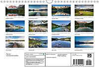Alpine Seelandschaften (Wandkalender 2019 DIN A4 quer) - Produktdetailbild 13