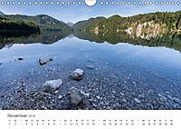 Alpine Seelandschaften (Wandkalender 2019 DIN A4 quer) - Produktdetailbild 11