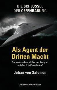 Als Agent der Dritten Macht - Julian von Salomon |