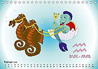 Als die Sternzeichen noch Kinder waren (Tischkalender 2019 DIN A5 quer) - Produktdetailbild 10