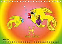 Als die Sternzeichen noch Kinder waren (Tischkalender 2019 DIN A5 quer) - Produktdetailbild 13