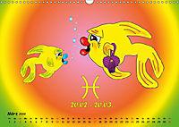 Als die Sternzeichen noch Kinder waren (Wandkalender 2019 DIN A3 quer) - Produktdetailbild 3
