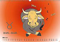 Als die Sternzeichen noch Kinder waren (Wandkalender 2019 DIN A3 quer) - Produktdetailbild 5