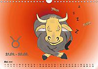 Als die Sternzeichen noch Kinder waren (Wandkalender 2019 DIN A4 quer) - Produktdetailbild 5