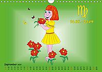 Als die Sternzeichen noch Kinder waren (Wandkalender 2019 DIN A4 quer) - Produktdetailbild 9