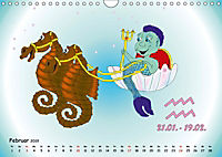 Als die Sternzeichen noch Kinder waren (Wandkalender 2019 DIN A4 quer) - Produktdetailbild 2