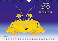 Als die Sternzeichen noch Kinder waren (Wandkalender 2019 DIN A4 quer) - Produktdetailbild 7