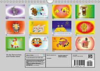 Als die Sternzeichen noch Kinder waren (Wandkalender 2019 DIN A4 quer) - Produktdetailbild 13