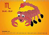 Als die Sternzeichen noch Kinder waren (Wandkalender 2019 DIN A4 quer) - Produktdetailbild 11