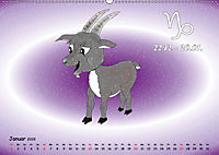 Als die Sternzeichen noch Kinder waren (Wandkalender 2019 DIN A2 quer) - Produktdetailbild 1