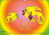Als die Sternzeichen noch Kinder waren (Wandkalender 2019 DIN A2 quer) - Produktdetailbild 3
