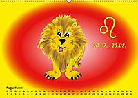 Als die Sternzeichen noch Kinder waren (Wandkalender 2019 DIN A2 quer) - Produktdetailbild 8