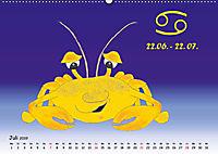 Als die Sternzeichen noch Kinder waren (Wandkalender 2019 DIN A2 quer) - Produktdetailbild 7