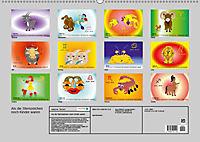 Als die Sternzeichen noch Kinder waren (Wandkalender 2019 DIN A2 quer) - Produktdetailbild 13